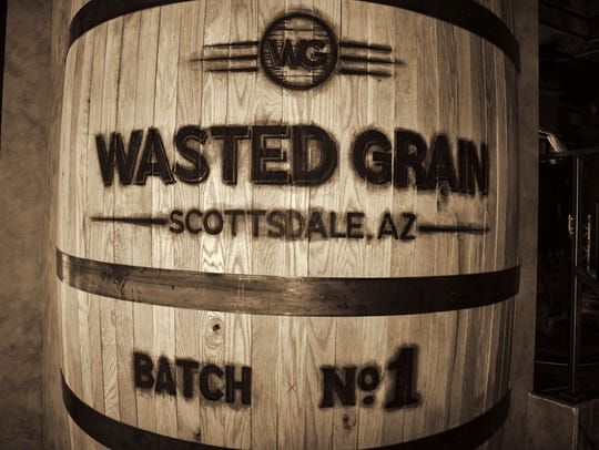 Wasted Grain.