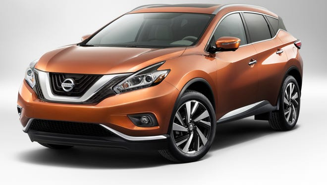 Nissan adds more style to the Murano