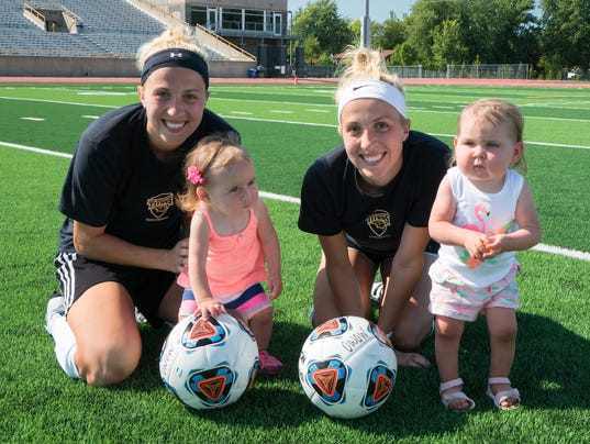 UWO Women's Soccer Play For A Cause
