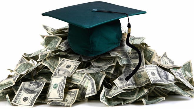 In the U.S., a college degree has usually meant financial security. But increased competition and overwhelming student debt are making that outcome less of a given.