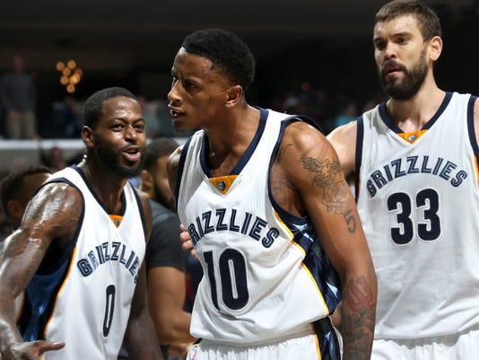 Grizzlies Warriors