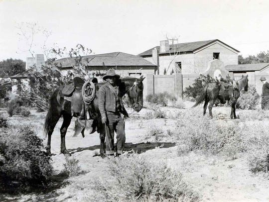 Lois Kellogg's home at 1926 South Palm Canyon was called