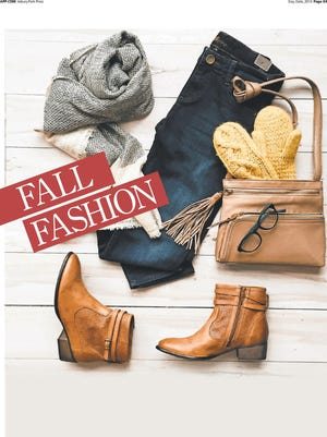 Step into fall in style.