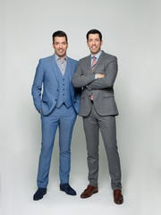 Property Brothers Jonathan and Drew Scott will come