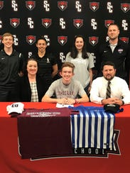 Stewarts Creek's Andrew Udulutch recently signed to