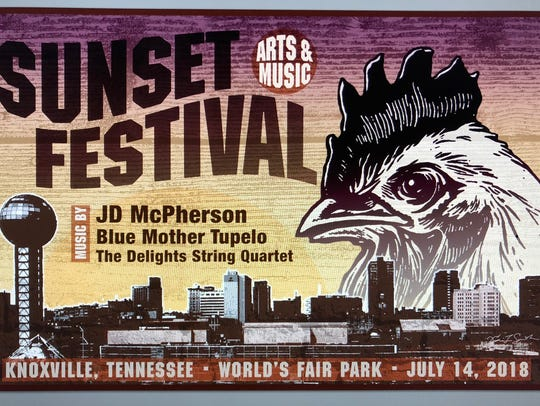 The Sunset Arts and Music Festival will come to World's