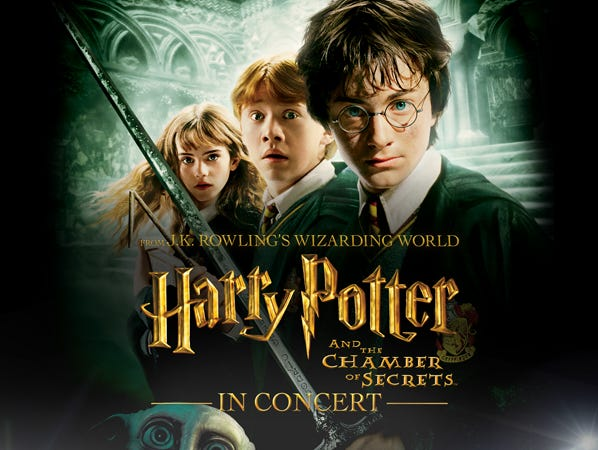 Enter to win tickets to the exclusive Harry Potter event on May 20th at Schmerhorn. Entries accepted 4/17-5/10.