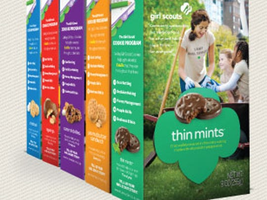 Sure, the Girl Scouts will be selling eight types of cookies in San Angelo. But do any of them other than Thin Mints really matter?