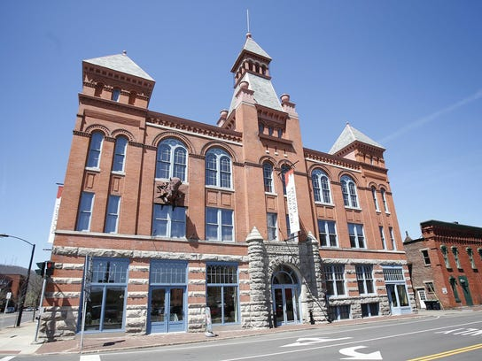 The Rockwell Museum is located at 111 Cedar St. in