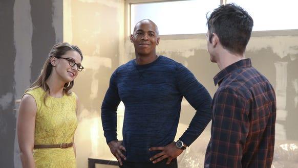 Kara, James and Barry