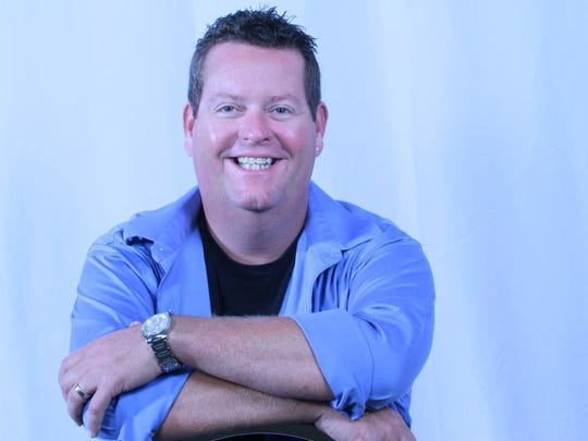 Comedian P.J. McGuire performs regularly on the Las Vegas Strip.