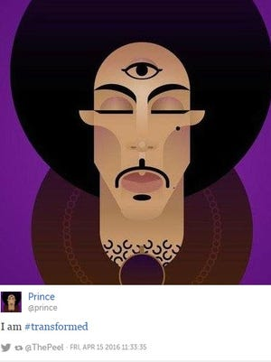 Social media reacts to Prince's death