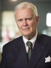 Businessman John Bergstrom