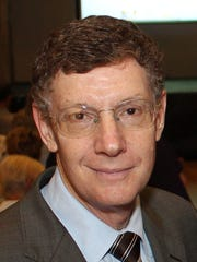 Dr. Allen Weiss, CEO of NCH Healthcare System