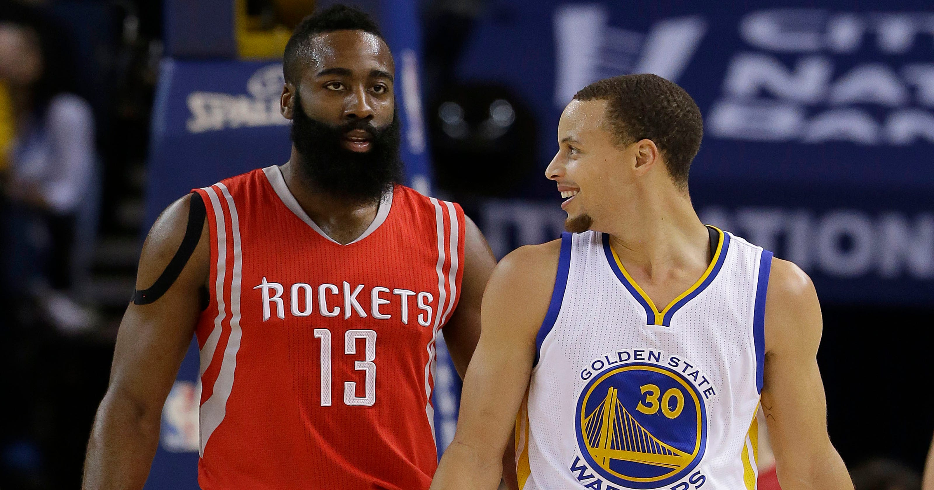 Western Conference finals more than Stephen Curry vs. James Harden 1d1d78f7a