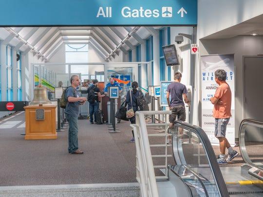 Willard Airport at the University of Illinois says