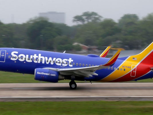 Southwest Airlines Technology Problems
