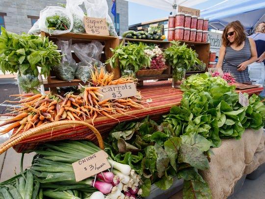 Sara Krohn of Village Farmstead LLC. in Oak Creek offers
