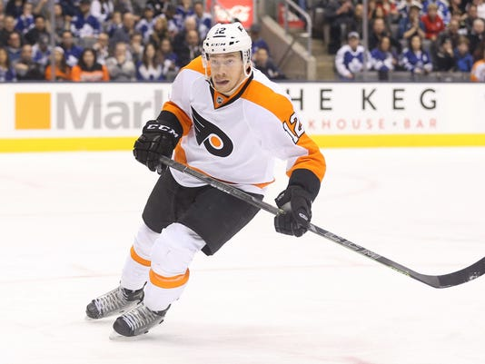 NHL: Philadelphia Flyers at Toronto Maple Leafs