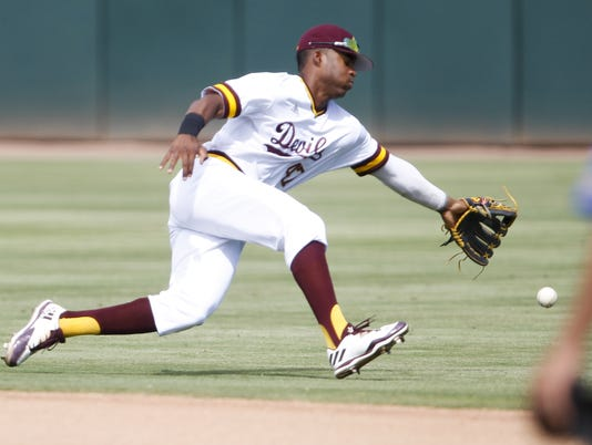 CSU Bakersfield at ASU baseball
