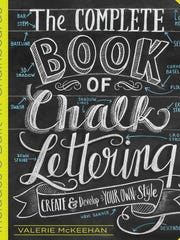 """""""The Complete Book of Chalk Lettering"""" (Workman, 2015)"""