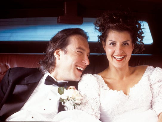 'My Big Fat Greek Wedding,' with John Corbett and Nia