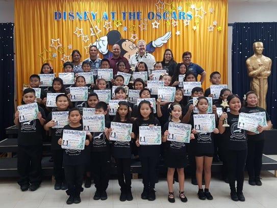 GATE Program concert at J. Q. San Miguel Elementary