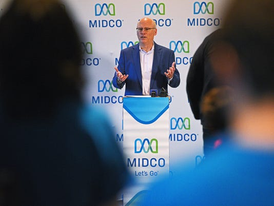 Midco Xstream Gig Press Conference