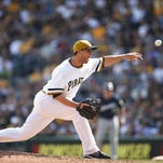 Iowa native and Pittsburgh reliever Tony Watson, 30, tallied his 304th career outing after working a scoreless inning of relief July 31. His next appearance will tie him for 20th on the Pirates' all-time list with Bill Swift.