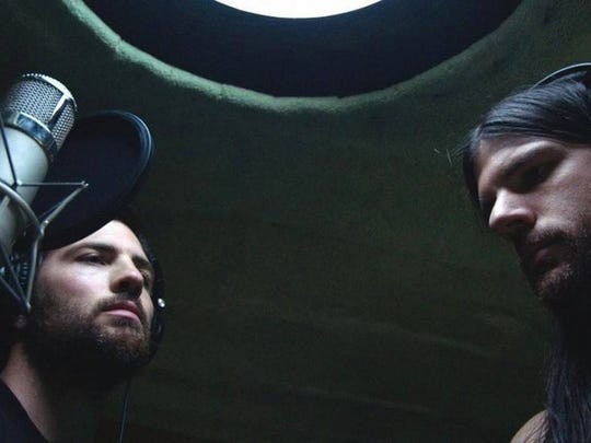 """The Avett Brothers:  May It Last"" screens twice Tuesday."