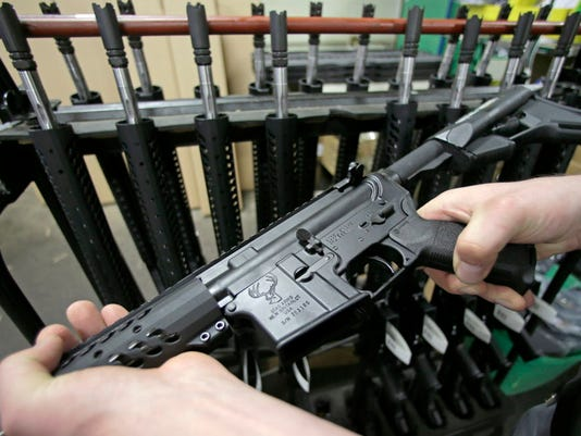 AP GUN MAKER FIREARMS VIOLATIONS A FILE USA CT