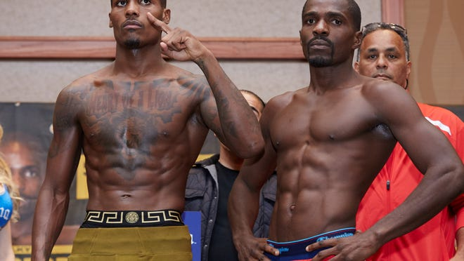 Charlo is making the first defense of the title against Campfort. (Suzanne Teresa/Premier Boxing Champions)