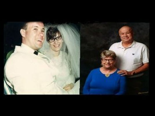 Anniversaries: Ned Toms & Betty Jo Toms