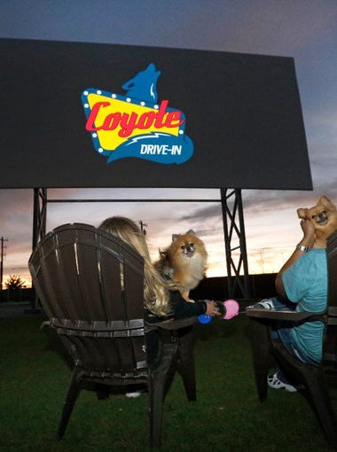 Alabama: The Grand River Drive-In in Leeds features several screens, plus a restaurant, bar, playground and stage for live music. It opened in summer 2016 as the Coyote Drive-In and rebranded in July 2019.