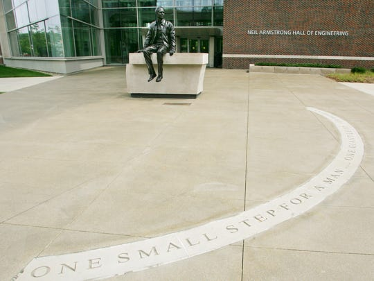 Neil Armstrong Hall of Engineering