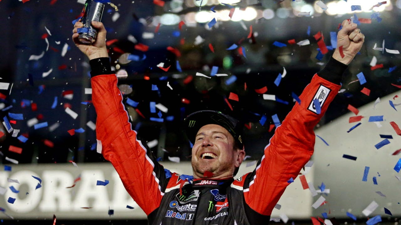 A quick look back at Kurt Busch's first win at the iconic race.