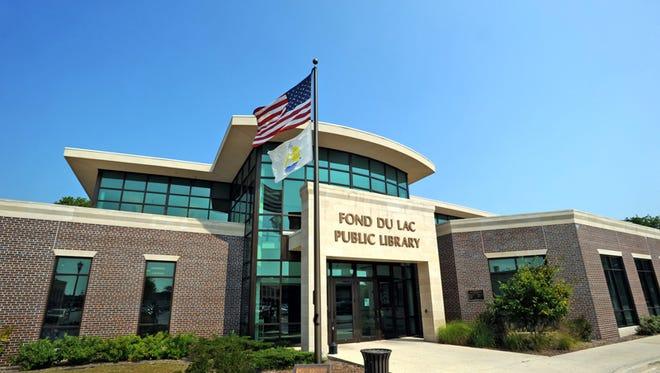 Fond du Lac Public Library building
