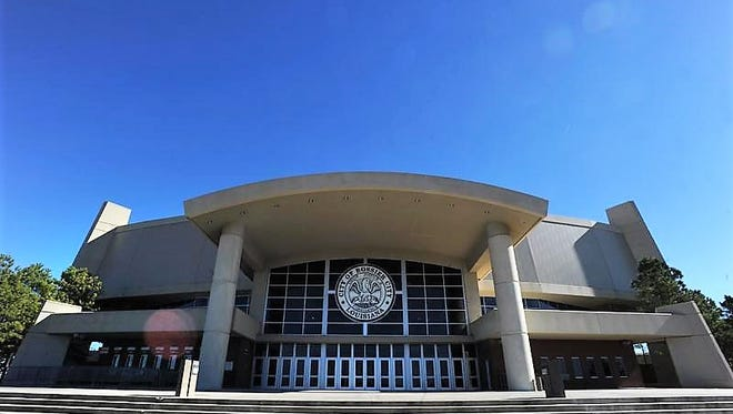 The City of Bossier City is making upgrades at the CenturyLink Center.