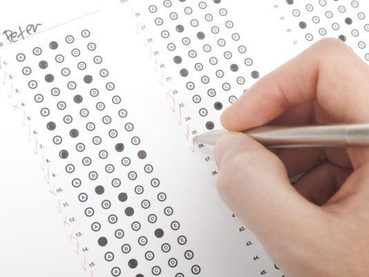 school - test 2