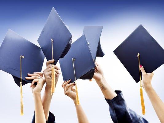 school graduation