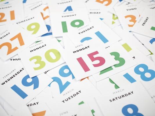 CalendarLeaves