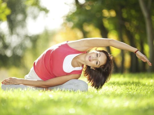 Yoga On The Steps fundraiser is Sunday at Lakes Park in Fort Myers.