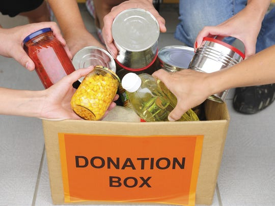 People are asked to bring healthy, kid-friendly food items like mac and cheese, soup, canned chili, peanut butter crackers, and other non-perishable items. Those who bring food items have the opportunity to enter a drawing for three Visa gift cards.