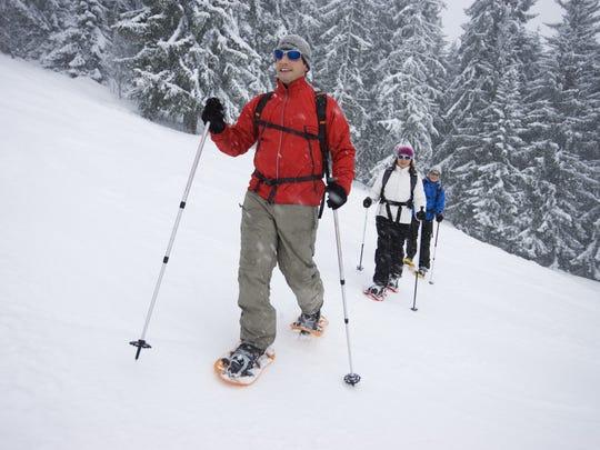 FTC.xplore.snowshoeing