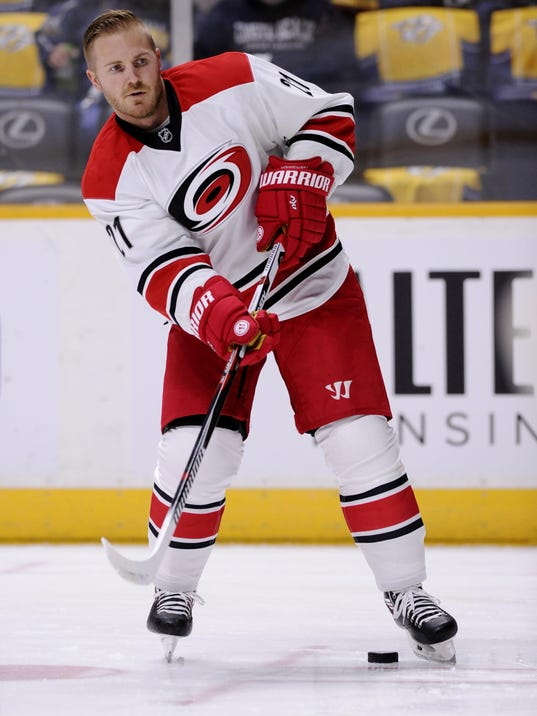 Carolina Hurricanes v Nashville Predators