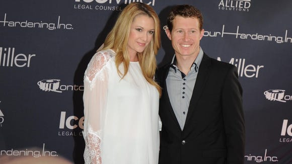 Ryan Briscoe should be hired for his talent, not because he's married to an ESPN anchor (wife Nicole)