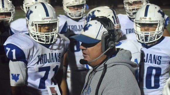 The Windthorst Trojans take on Bosqueville Friday in