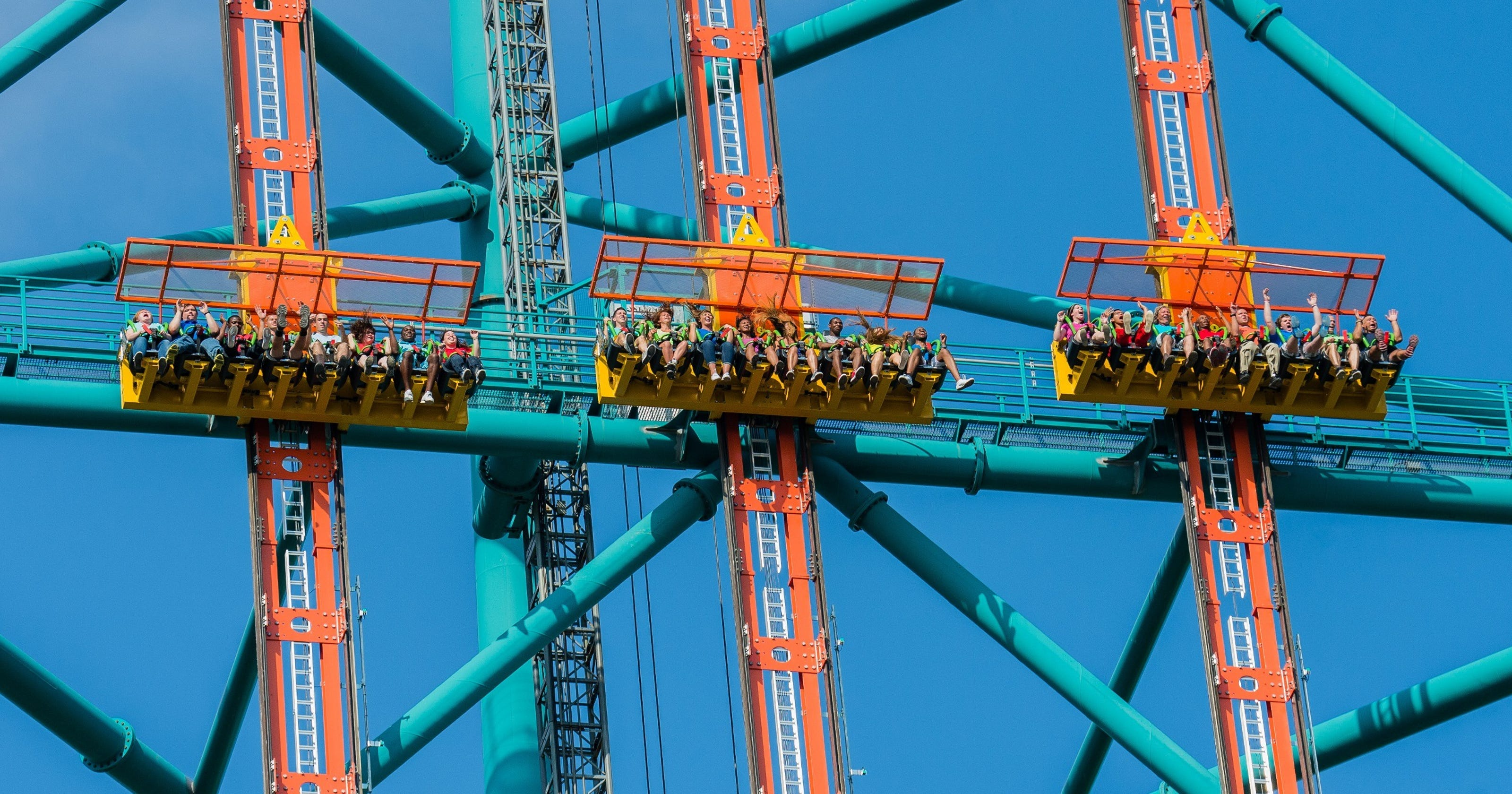 Zumanjaro: New Six Flags ride on hold
