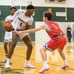 District Basketball: New Haven overwhelms St. Clair, 76-56