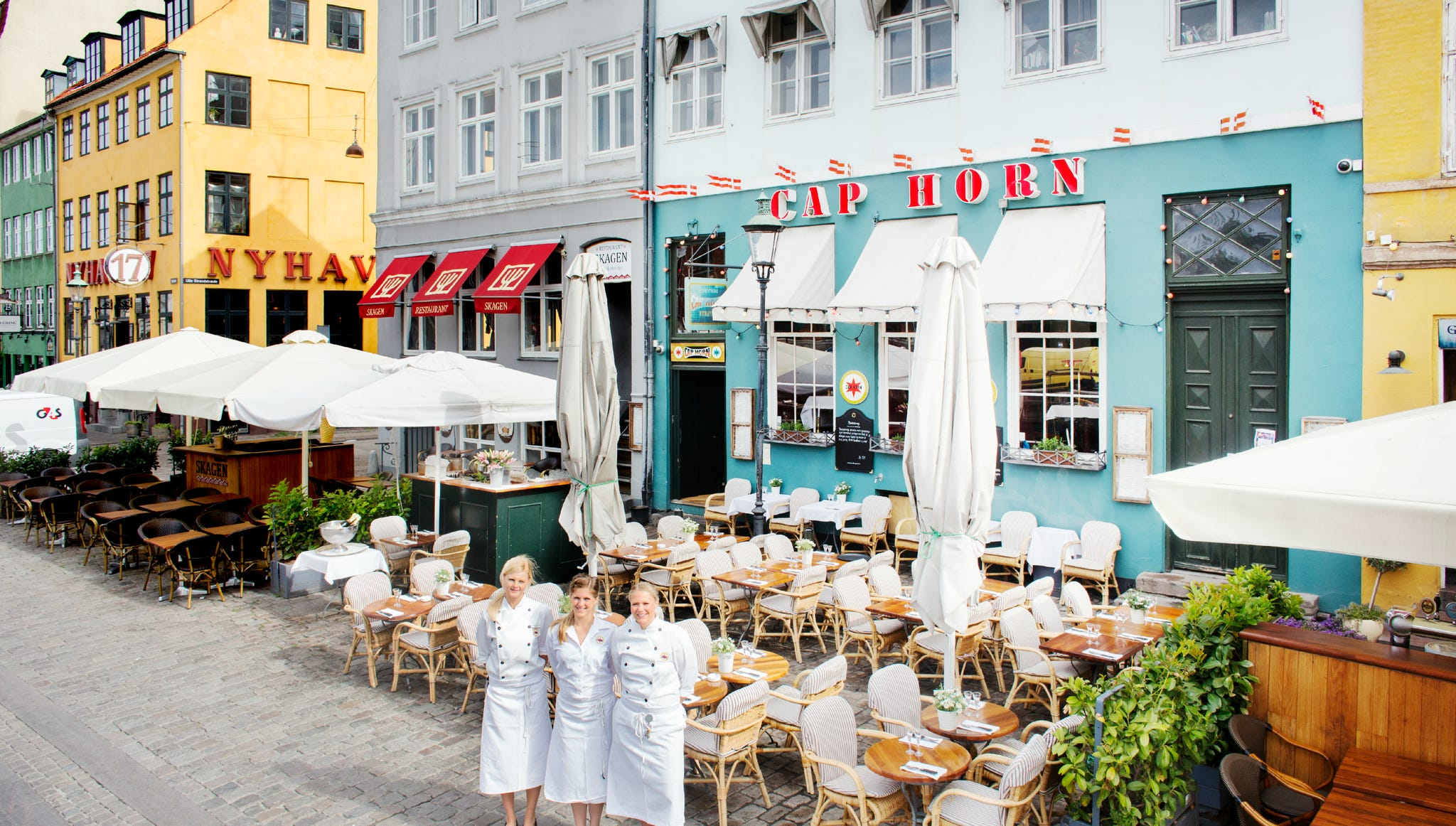 Copenhagen has flourished into one of the world's most creative culinary scenes.